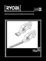 Ryobi cgs1820 manual 1