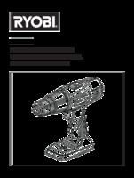 Ryobi r18ck2 ll13g manual 1