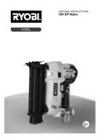 Ryobi r18nl 0 manual 1
