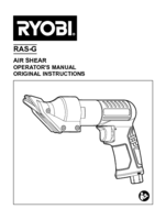 Ryobi ras g manual 1