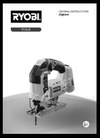 Ryobi r18js 0 manual 1