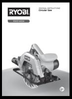 Ryobi rws14004 g manual 1