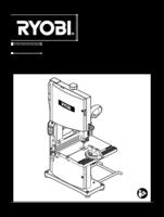 Ryobi rbs904 manual 1