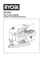 Ryobi rms180 s manual 1