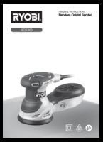 Ryobi ros300 s manual 1