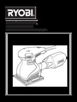 Ryobi rss240q s manual 1