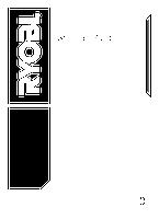 Ryobi rsdr01 manual 1