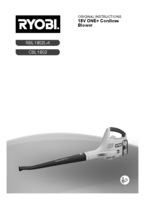 Ryobi rbl1802li4 manual 1