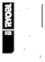 Ryobi rlt36x33 manual 1