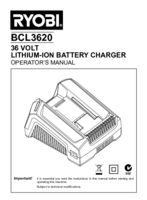 Ryobi rbc36l36 manual 2