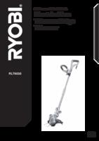 Ryobi rlt6030 manual 1