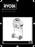 Ra acddu1840   40l upright air compressor   operator s manual