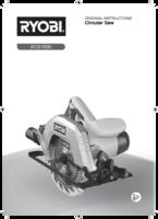 Rcs1600 g manual