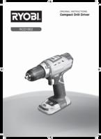 Rcd1802 manual