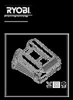 Ryobi rbl3650j manual 3