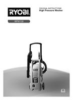 Ryobi rpw130 manual 1