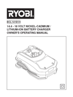 Ryobi rbc18l40pg manual 2
