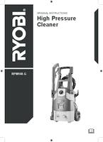 Ryobi rpw140 g user guide