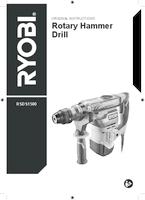 Ryobi rsds1500 k manual 1