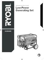 Ryobi rgn3600b manual