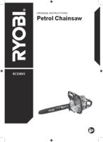 Ryobi rcs3845 manual