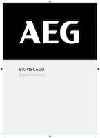 Aeg bkp18c600 0   user guide