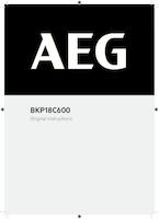Aeg bkp18c600 0   user guide