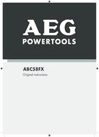 yb亚博首页Aeg abc58fx手册