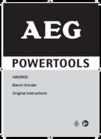 Aeg abg5520 manual 1
