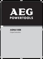Aeg agn6100b manual 1