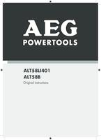 Aeg alt58b manual 1