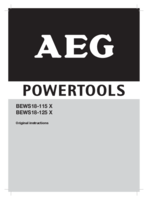 Aeg bews18 125x 0 manual 1