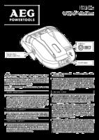 Aeg bhj18c 0 manual 1