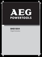 Aeg bho18x4 0 manual 1