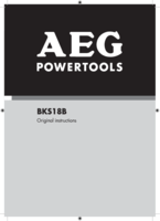 Aeg bks18b 0 manual 1