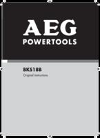 Aeg bks18b 0 manual 1