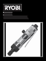 Ryobi rasd35 manual 1