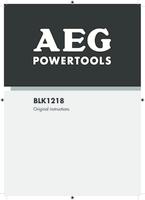Aeg blk1218 manual 1