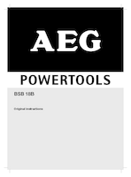 Aeg bsb18b 0 manual 1
