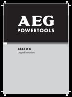 Aeg bss12c 0 manual 1