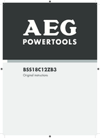 Aeg bss18c12zb3 0 manual 1