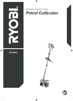 Ryobi rc254o user manual