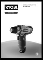 Ryobi rcd1202 manual 1