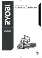 Ryobi rcs1825bl4   user manual