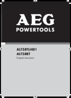 yb亚博首页Aeg alt58tli401用户手册