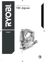 Ryobi r18js7 0 user manual