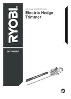 Ryobi rht6060rs manual