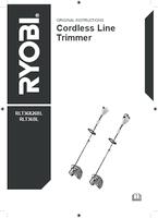 Ryobi rlt36x26bl user manual