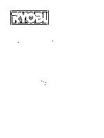 Ryobi rpf180g manual 1