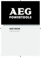 Aeg bsb18b2m user guide